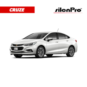 caño de escape chevrolet cruze